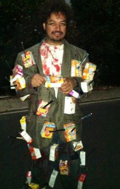 Can you guess my halloween costume halloween cereal killer costume ccuart Choice Image