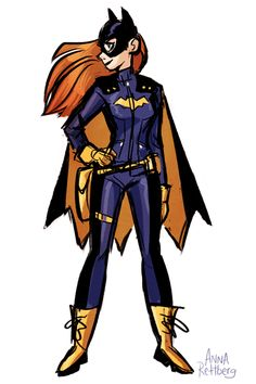 Fans Show Their Love For The New-Look Batgirl