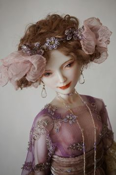 Delis - Art Porcelain Dolls by Oksana Saharova
