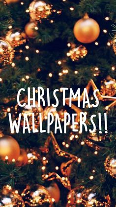 Merry Christmas Hd Images, Homescreen Wallpaper, Nouvel An, Winter Photography, Christmas Wallpaper, Christmas Inspiration, Cute Wallpapers, Wonderful Time, Happy Holidays