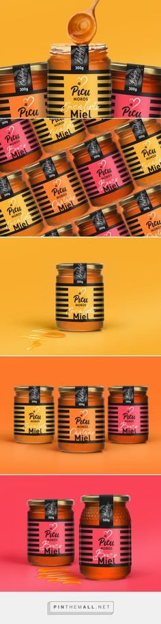 Miel Picu Moros - Packaging of the World - Creative Package Design Gallery - http://www.packagingoftheworld.com/2017/08/miel-picu-moros.html