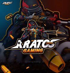 No photo description available. Team Logo Design, Logo Desing, Mascot Design, Logo Esport, Typography Logo, Logo Branding, Channel Logo, Cool Anime Guys, Esports Logo