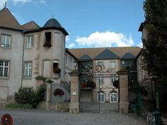 Le Château des Rohan à Mutzig