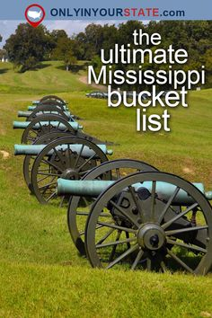 Travel | Mississippi | Attractions | USA | Places To Visit | Hidden Gems | Things To Do | Day Trips | Bucket List | Outdoor | Adventure | Petrified Forest | Bluffs | Rock Formations | Nature | Natural Wonders | Waterfalls | Windsor Ruins | State Parks | Mountains | Islands | Scenic Hikes | Trails | Hiking | Lighthouse
