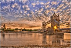 Tower Bridge HDR Sunrise image by Amateur Photography Group 2 - Photobucket