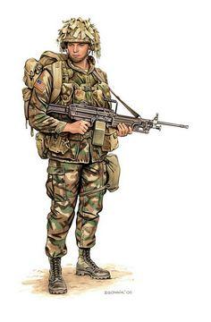 Squad Gunner.