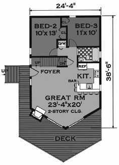 Best 132 Best Guest Floorplans Images In 2019 Tiny House 400 x 300