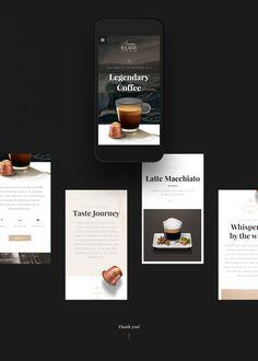 Nespresso Monsoon Malabar on Behance