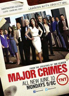 42 Major Crimes Ideas Major Crimes Crime Majors