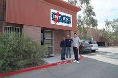 Dumas INT.EX. accoglie nella propria sede di Las Vegas lo staff tecnico in occasione della Summer League