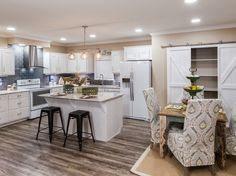 187 Best Kitchens images | Clayton homes, Modular homes, Kitchen Mobile Home Kitchen Islands For Sale on