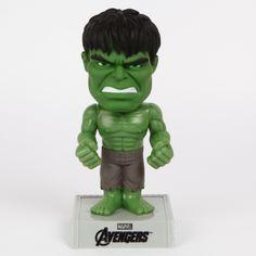 Official Avengers Movie- Hulk 7-Inch Bobblehead