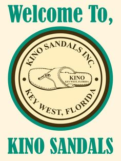 Kino Sandals makes the best Key West Sandals since 1966. Located in Kino Plaza at the corner of Greene and Fitzpatrick Streets in Key West Florida.