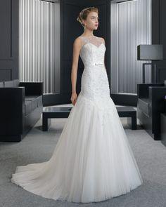 Rafaela vestido de novia two Rosa Clara