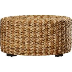 Mistana™ Izabella End Table & Reviews | Wayfair Circular Coffee Table, Cool Coffee Tables, Plush Area Rugs, Coffee Table Wayfair, White Area Rug, End Tables, Contemporary Style, Rattan, Solid Wood
