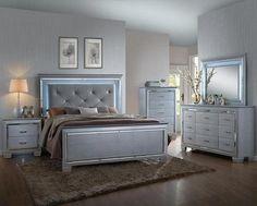 LED LIGHTING BEDROOM SET (B7100)