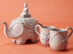Tetera Darjeeling en Utensilios y accesorios para la elaboración de dulces para meriendas, tés e infusiones