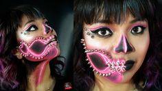 Bones Makeup Halloween Artista: Angela Gabriela Reserva tu cita en www.eltallerdelpelo.com Angela, Halloween Face Makeup, Paint, Artistic Make Up, Artists, Quote, Atelier, Hair, Picture Wall