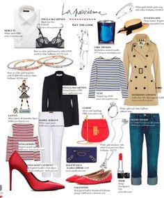 La Parisienne Wardrobe