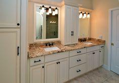 Butcher Block Island By Da Vinci Cabinetry In Naples FL Our - Bathroom vanities bonita springs fl