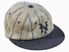 Roger Bresnahan s 1928 New York Giants Fitted Baseball Cap 711fb186672