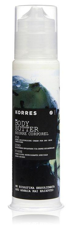 Korres Fig Body Butter $21.00