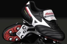 Mizuno have made their new Morelia II football boots lighter than their  previous models. Buy your pair today from Pro-Direct Soccer. c0ce012a44a1