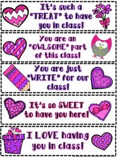 Need a quick and easy gift to give to your kiddos for Valentine's Day? These five bookmarks are cute and fun- all you have to do is download this freebie, print, laminate, and cut them out. I can't wait to give mine out soon! This awesome clip art came from Krista Wallden with Creative Clips: http://www.teacherspayteachers.com/Store/Krista-Wallden And The 3 AM Teacher http://www.teacherspayteachers.com/Product/Five-Little-Owls-FREE-Clip-Art-242132