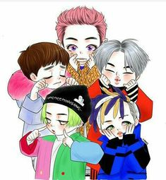 aawww so cute 😍 Daesung, Gd Bigbang, Bigbang G Dragon, Bigbang Fxxk It, K Pop, Fanart Kpop, Bigbang Wallpapers, Big Bang Kpop, Character Concept