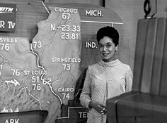 Diane White Clatto, Weathercaster Who Broke a Color Barrier, Dies at 76 - NYTimes.com