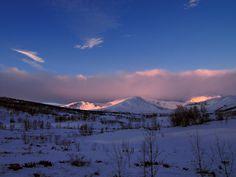 Bulidalen, Hemsedal Mountains, Nature, Travel, Naturaleza, Viajes, Destinations, Traveling, Trips, Nature Illustration