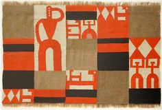 Sophie Taeuber-Arp   Vertical-Horizontal Composition, 1918
