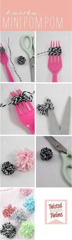 Tuto : A vos fourchettes ! | Bijoux sucrés, Bijoux fantaisie, Bijoux gourmands, Pâte Fimo, Nail Art et Miniatures gourmandes