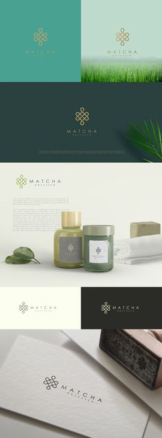 "Design #167 by Redsoul | Design ""Traditional meets Modern"" logo for Japanese Natural Skin Care brand."
