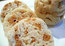 Bezlepkový nekynutý  knedlík hrnečkový Gluten Free Desserts, Paleo Recipes, Muffin, Ice Cream, Tasty, Sweets, Vegan, Baking, Breakfast