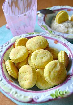 Biscottini robiola e curcuma