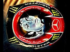 "Lewis Hamilton's Austin, Texas GP helmet from 2013 raised a few eyebrows. In tribute to the late Michael Jackson, Hamilton's favourite artist, his helmet featured a picture of Jackson accompanied by the message, ""We'll always love you – Rest in peace."""