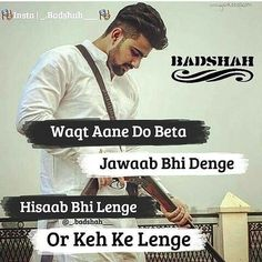 Badmash Poetry in Urdu for Boys with Quotes - Badmashi Shayari in Punjabi, SMS, Pics - SaD HD Poetry Hindi Attitude Quotes, Positive Attitude Quotes, Attitude Quotes For Girls, Hindi Quotes, Quotations, Attitude Shayari For Boys, Attitude Status Boys, Punjabi Quotes, Boy Quotes