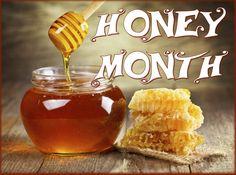 September is Honey Month