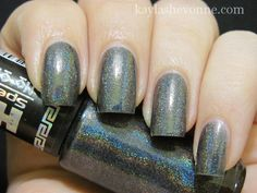 """""""hits """"zeus"""" - black linear holo' LOVE THIS"""