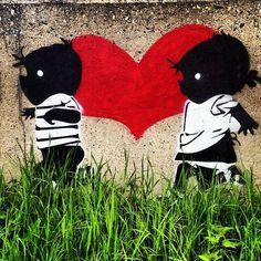 Jip & Janneke in love in Rotterdam