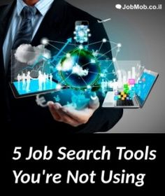 5 Job Search Tools You're Not Using