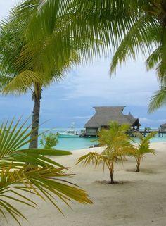 Bora Bora Nui Tahiti by Jeremiah Christopher Bora Bora, Tahiti, Romantic Vacations, Dream Vacations, Vacation Spots, Italy Vacation, Places To Travel, Places To See, The Beach