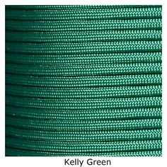 Tactical 550 Paracord  Kelly Green 1000 FT ** Details can be found by clicking on the image.