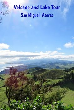 The east of Sao Miguel, Azores, Portgual from Coal Peak Europe Travel Guide, Europe Destinations, Europe Packing, Transatlantic Cruise, Whale Watching Tours, Evergreen Forest, New Forest, Azores, Portugal Travel