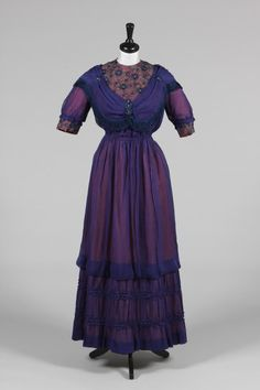 Dress ca. 1918 From Kerry Taylor Auctions