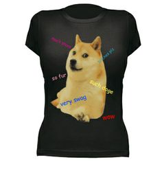 DOGE MEME // CLOTHES // ROPA  // by cocolima