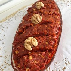 Turkish Recipes, Meatloaf, Chili, Brunch, Food And Drink, Soup, Pasta, Cooking, Breakfast