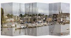 Clin d'Oeil Design scrap digital et photo: Panoramique accordéon Photoshop