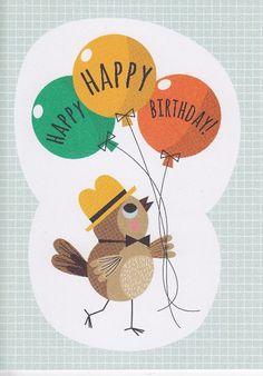 Cute birthday card for all ages. $5.95 AUD http://www.thereadingnest.com.au/index.php?route=product/product&path=84_85&product_id=362